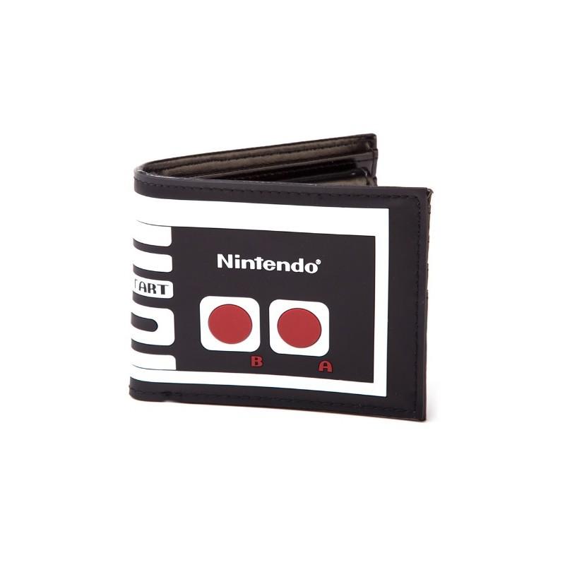7ab419600 Cartera Nintendo Controller — Camden Shop
