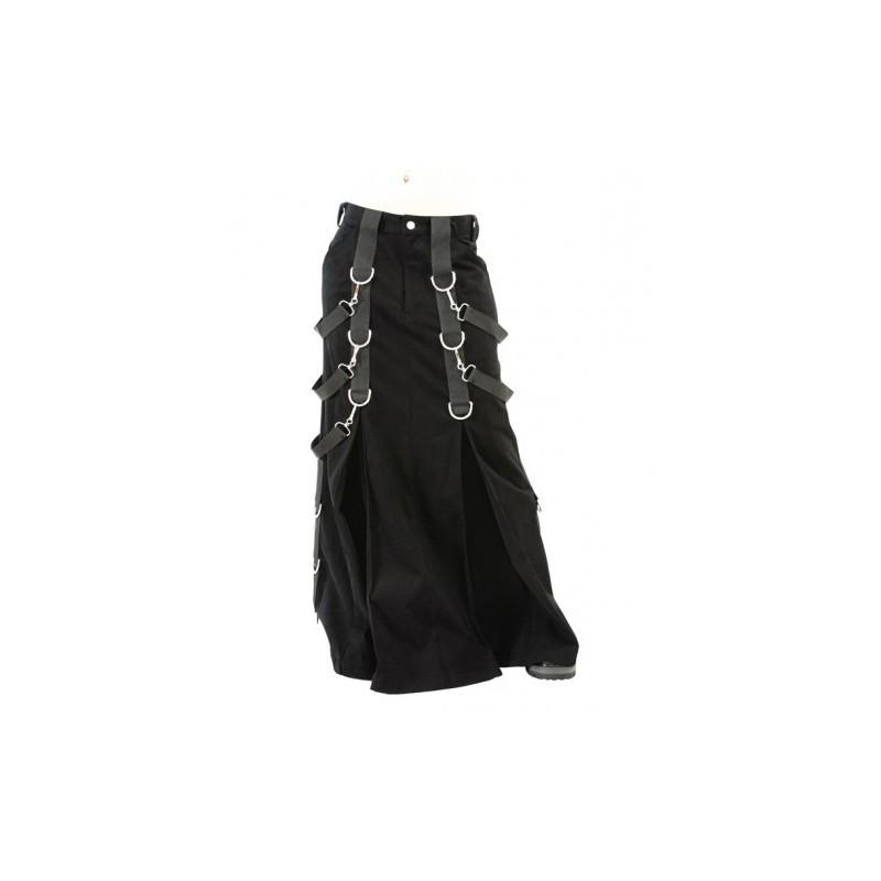 e06e8418b Falda Aderlass Belt Skirt Denim Black — Camden Shop